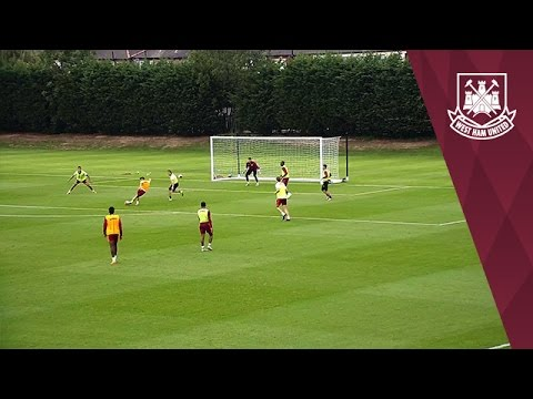'Rabona Alert!' Manuel Lanzini scores wonderful goal in West Ham training