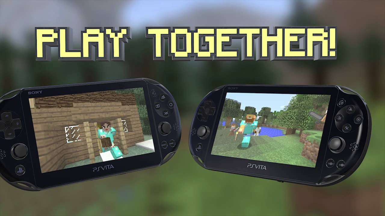 Minecraft: PlayStation Vita Edition_gallery_1