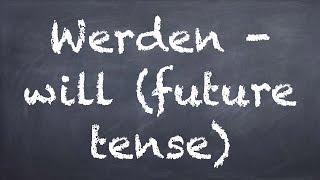 werden-german-1-ws-explanation-deutsch-lernen