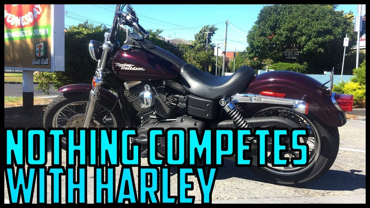 5 reasons I love my Harley Davidson Streetbob!