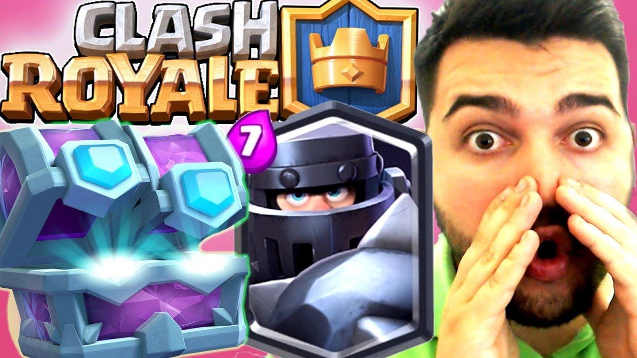 Top 5 Cele Mai Bune Deck Uri Cu Mega Knight Clash Royale