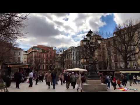 Granada en Timelapse   Ultra HD