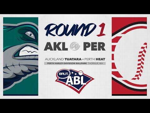 Auckland Tuatara @ Perth Heat, Round 1