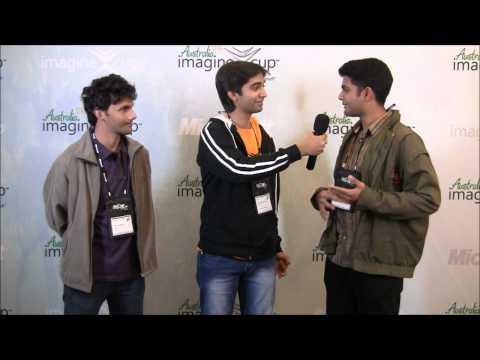 Imagine Cup 2012 - Sweepstake Winners - India - YouTube
