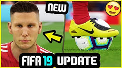 AMAZING NEW FIFA 19 UPDATE - NEW THINGS ADDED (APRIL 2019)