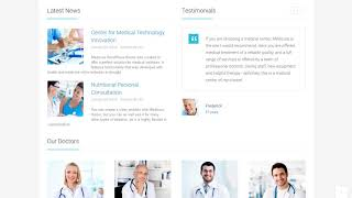 MediCure Wordpress Theme Review & Demo | Health & Medical Wordpress Theme | MediCure Price & How to Install