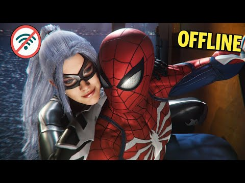 Top 6 Spider-Man Games For Android  HD OFFLINE