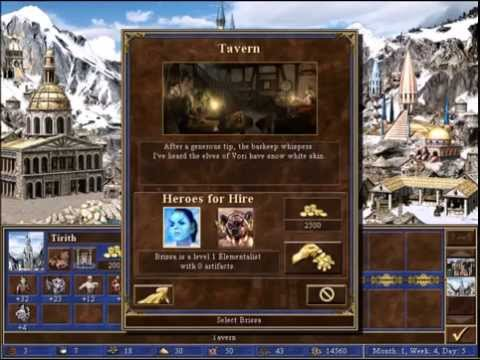 Heroes of Might & Magic 3, Scenario; King of Pain