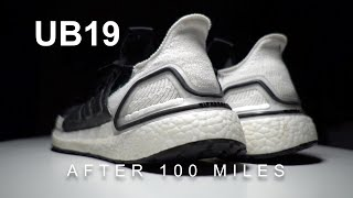 Ultraboost 19 After 100 Miles