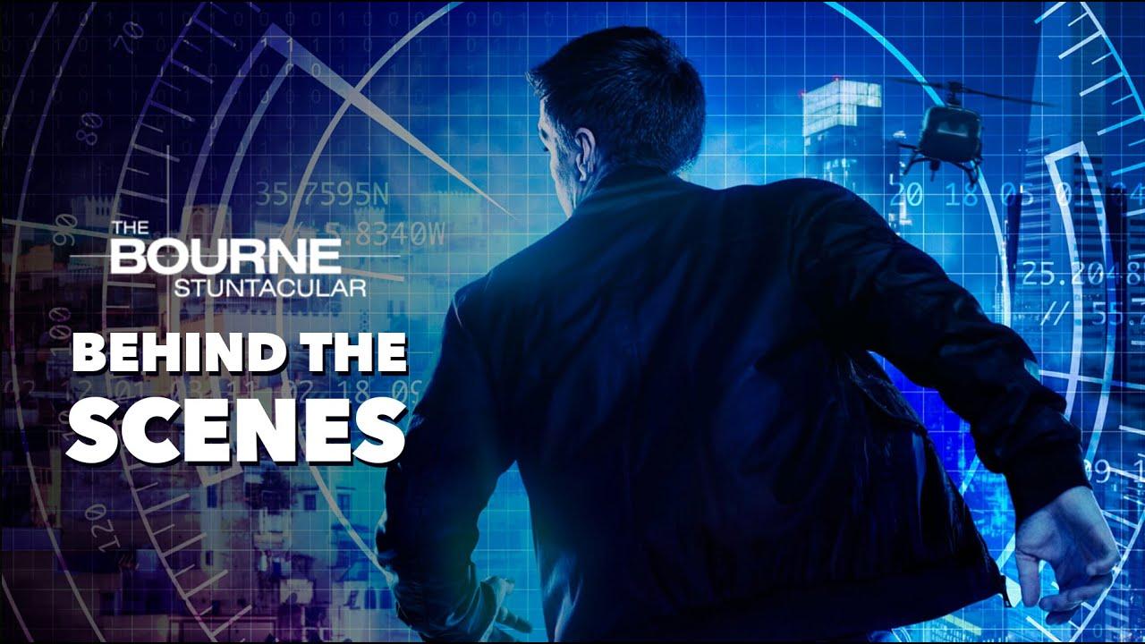 Sneak Peek of The Bourne Stuntacular | Universal Studios Florida