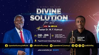 Breaking Down Barriers To Divine Solution || Divine Solution Global Crusade || Sept. 27, 2021