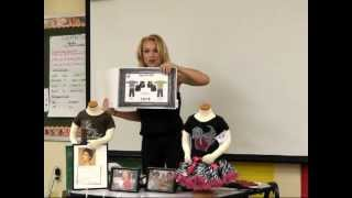 Career Day: Teaching Kids About Fashion Design