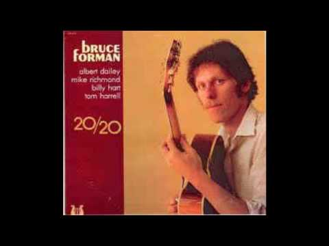 Softly As In A Morning Sunrise - Bruce Forman