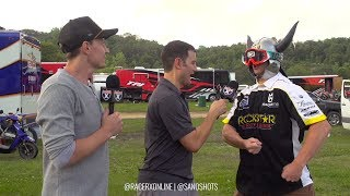 In this week's Best Post-Race Show Ever, Jason Weigandt and Jimmy A...