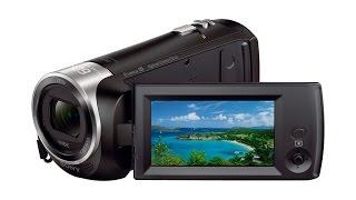 Обзор Sony HDR-CX405