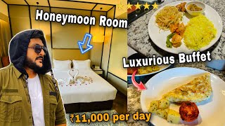 I stayed in City s Only 5 star Hotel Agartala Tripura Luxurious 5 star Buffet North East India