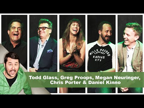 Todd Glass, Greg Proops, Megan Neuringer, Chris Porter & Daniel Kinno  | Getting Doug with High