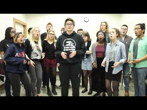 The Notochords of VCU- Sing Strong 2017 Submission