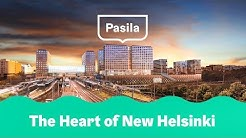 Pasila – The Heart of New Helsinki