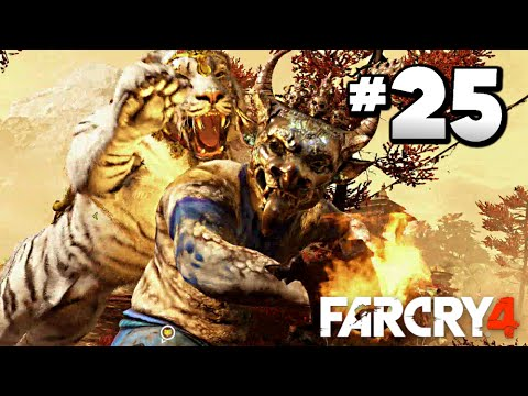 Far Cry 4 · Gameplay Walkthrough Part 25 - Mission: Shangri-La #2 ¦ PS4 1080p