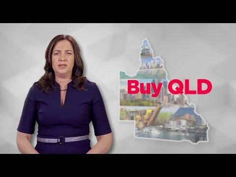 We're Backing Queensland Jobs.