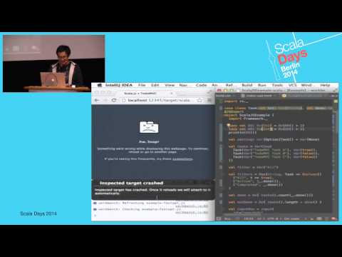 Fun Functional-Reactive Programming with Scala.Rx