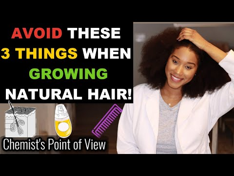 Download 3 THINGS YOU CANNOT DO WHEN GROWING NATURAL HAIR!