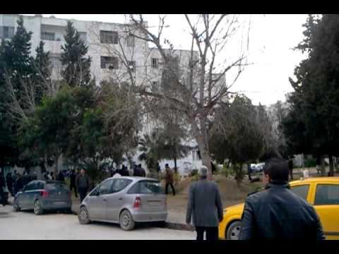 TUNISIE: Capture a Manouba de 3 individus armes