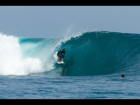 Matt Hoy And Ry Craike Surfing SuperSuck At Nomad Tropical Resort, Sumbawa