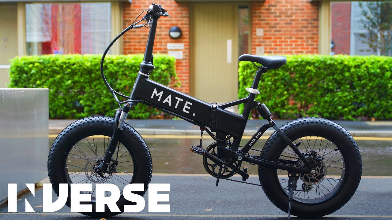 Matex Bici Pieghevole.Mate X The Tesla Of Electric Bikes Inverse