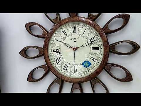 Luxury Wall Clock : Design, Colour and Style (Musical) (1080p HD)