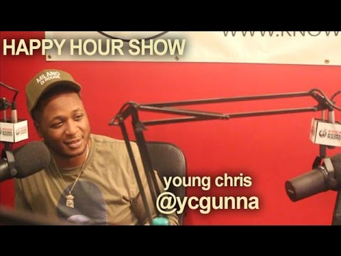 Young Chris interview on Happy Hour Show Breaking Down Network 4,Writing for Diddy. Roc Nation &Wale