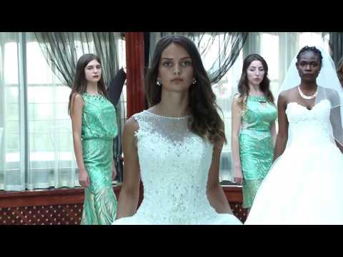 Весільні та вечірні сукні від Tetiana Kuzmenko