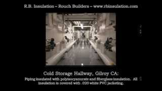 RB Insulation, Tulare CA - Mechanical Insulation & Pipe Insulation Contractor