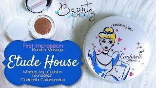 First Impressions: Korean Makeup Etude House Precious Mineral Cushion Thumbnail