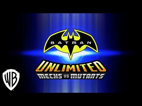 """Batman Unlimited: Mech vs. Mutants clip - """"Taking Flight"""""""