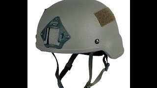 "Видео обзор шлема баллистического TOR от ""UaRms""."