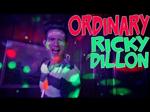 ORDINARY (OFFICIAL MUSIC VIDEO) - RICKY DILLON