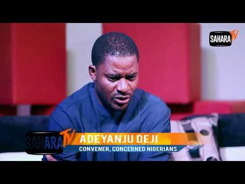 Watch Video! Former President, Jonathan Is Broke - Ex-PDP Youth Leader Deji Adeyanju