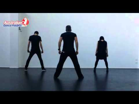 """Jason Coleman Teaches His Choreography for Lady Gaga's """"Born This Way"""" - Part 1 of 3"""