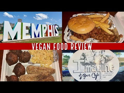 Imagine Vegan Cafe | Memphis, TN | Food Review