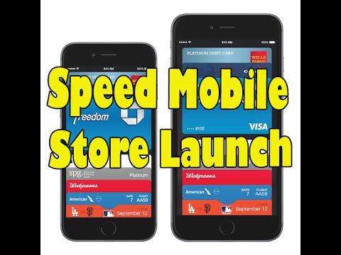 Speed Mobile Store Launch