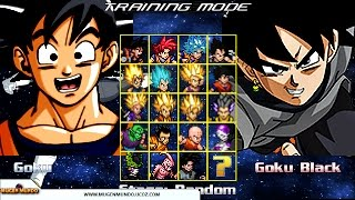 Dragon Ball JUS Edition by Antnub1 (GAME COMPLETO)