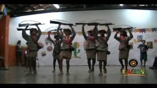 Grupo Dandara dança o Xaxado no São João da Escola Major João Novaes