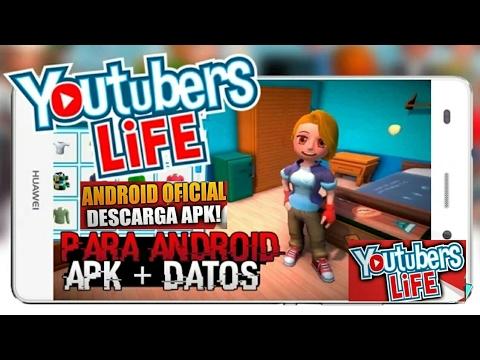 descargar youtuber life para android gratis