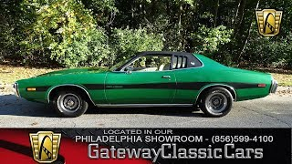 1974 Dodge Charger, Gateway Classic Cars Philadelphia - #229
