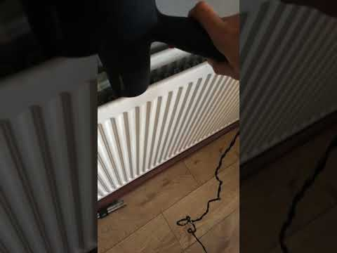Cleaning tips for radiators