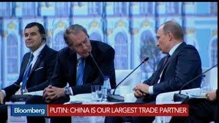 Putin: Whole World Is Turning Towards Asia
