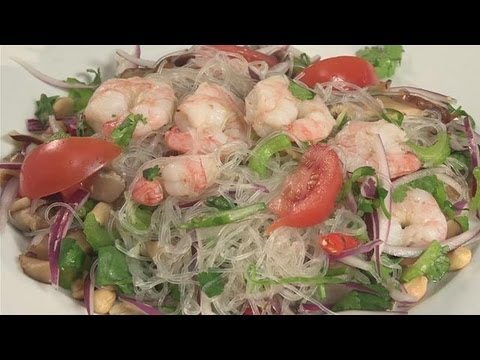 How To Prepare Thai Glass Noodle Salad