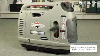 видео Бензиновые генераторы Briggs&Stratton